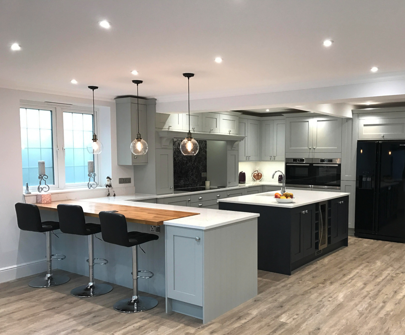 Creative design kitchens and bathrooms based in fleet